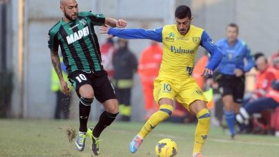 Soi kèo Chievo vs Sassoulo, 23h30 ngày 04/04, VĐQG Italia