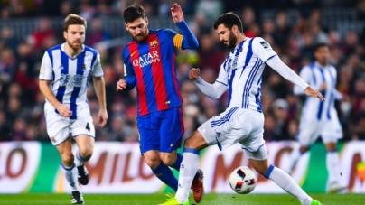 Soi kèo Barcelona vs Real Sociedad , 01h45 ngày 21/05, VĐQG Tây Ban Nha