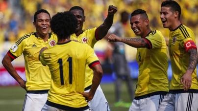 Soi kèo Colombia vs Ai Cập, 02h15 ngày 02/06 Giao Hữu Quốc Tế