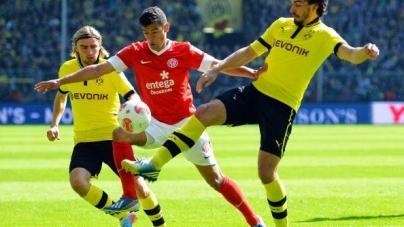 Soi kèo Borussia Dortmund vs Mainz, 20h30 ngày 05/05, VĐQG Đức