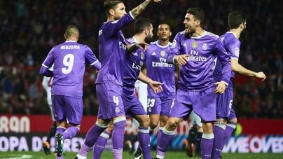 Soi kèo Sevilla vs Real Madrid, 02h30 ngày 10/05 VĐQG Tây Ban Nha