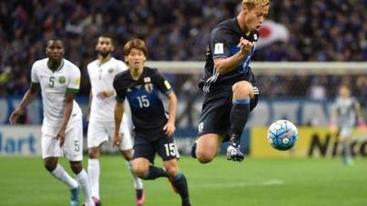 Soi kèo Nhật Bản vs Ghana, 17h25 ngày 30/05, Kirin Cup