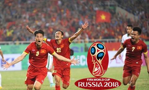 World Cup 2018 được trực tiếp trên nhiều quốc gia