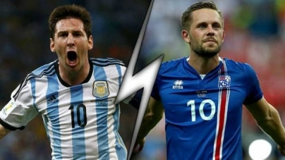 Soi kèo Argentina vs Iceland, 20h00 ngày 16/06, World Cup 2018