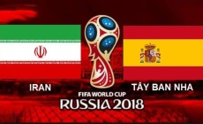 Soi kèo Iran vs Tây Ban Nha, 01h00 ngày 21/06, World Cup 2018