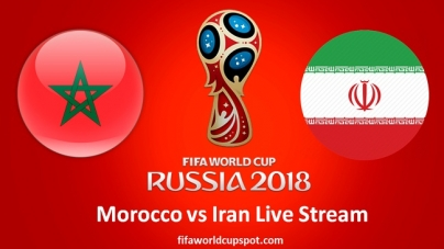 Soi kèo Morocco vs Iran, 22h00 ngày 15/06, World Cup 2018
