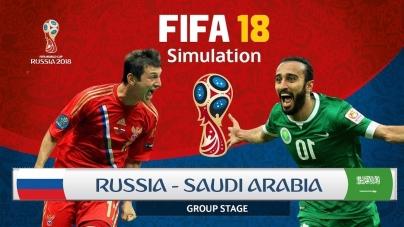 Soi kèo Nga vs Saudi Arabia, 22h00 ngày 14/06, World Cup 2018