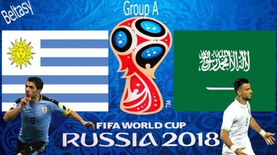 Soi kèo Uruguay vs Saudi Arabia, 22h00 ngày 20/06, World Cup 2018