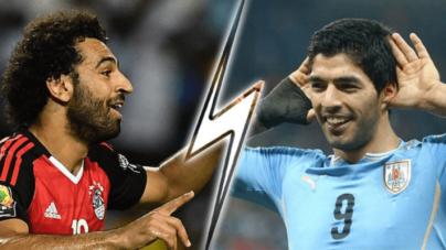 Soi kèo Ai Cập vs Uruguay, 19h00 ngày 15/06, World Cup 2018