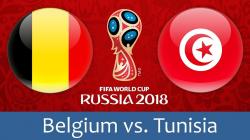 Soi kèo Bỉ vs Tunisia, 19h00 ngày 23/06, World Cup 2018