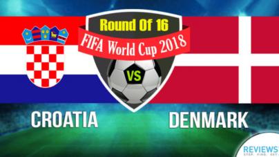 Soi kèo Croatia vs Đan Mạch, 01h00  ngày 02/07, World Cup 2018