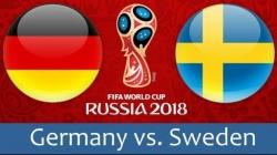 Soi kèo Đức vs Thụy Điển, 01h00 ngày 24/06, World Cup 2018