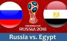Soi kèo Nga vs Ai Cập, 01h00 ngày 20/06, World Cup 2018