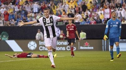 Soi kèo Benfica vs Juventus,00h00  ngày 29/08, ICC Cup
