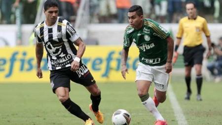 Soi kèo Santos vs Palmeiras, 06h00 ngày 20/07, Serie A Brazil
