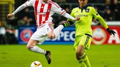 Soi kèo Burnley vs Olympiakos , 01h45 ngày 31/08, Europa League