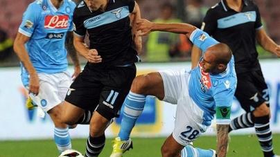 Soi kèo Lazio vs Napoli, 01h30 ngày 19/08, VĐQG Italia