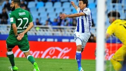 Soi kèo Leganes vs Real Sociedad, 03h15 ngày 25/08 VĐQG Tây Ban Nha
