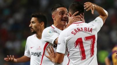 Soi kèo Sigma Olomouc vs Sevilla, 00h00 ngày 24/08, Europa League