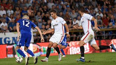 Soi kèo Sevilla vs Sigma Olomouc, 02h45 ngày 31/08, Europa League
