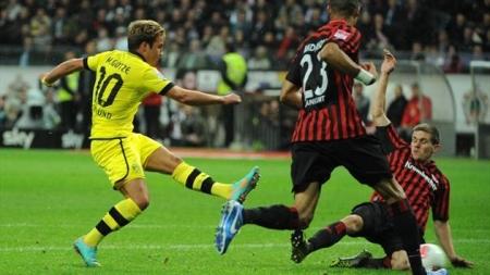 Soi kèo Dortmund vs Eintracht Frankfurt, 01h30 ngày 15/09, VĐQG Đức
