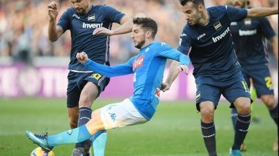 Soi kèo Sampdoria vs Napoli, 01h30 ngày 03/09, VĐQG Italia