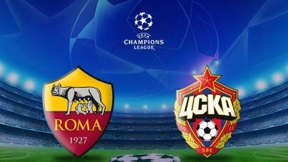 Soi kèo AS Roma vs CSKA Moscow – 02h00 ngày 24/10, UEFA Champions League