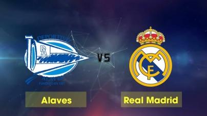Soi kèo Alaves vs Real Madrid, 23h30 ngày 06/10, VĐQG Tây Ban Nha