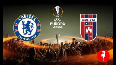 Soi kèo Chelsea vs Videoton FC , 02h00 ngày 05/10, UEFA Europa League