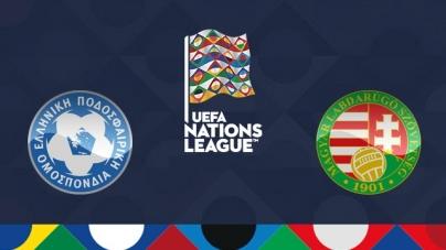 Soi kèo Hy Lạp vs Hungary, 01h45 ngày 13/10, UEFA Nations League