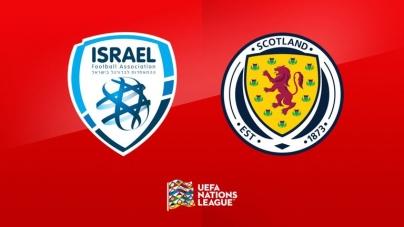 Soi kèo Israel vs Scotland, 01h45 ngày 12/10, UEFA Nations League