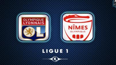 Nhận định trận đấu Lyon vs Nimes, 01h45 ngày 20/10, VĐQG Pháp