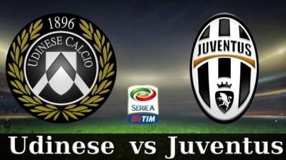 Soi kèo Udinese vs Juventus, 23h00 ngày 06/10, VĐQG Italia