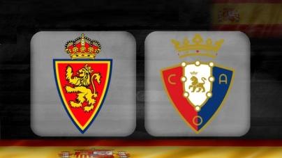 Soi kèo Zaragoza vs Osasuna, 02h00 ngày 09/10, Hạng 2 Tây Ban Nha