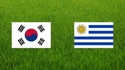 Soi kèo Hàn Quốc vs Uruguay, 18h00 ngày 12/10, Giao hữu quốc tế