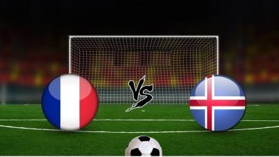 Soi kèo Pháp vs Iceland, 01h45 ngày 12/10, Giao hữu quốc tế