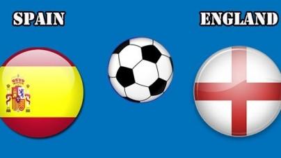 Soi kèo Tây Ban Nha vs Anh – 01h45 ngày 16/10. UEFA Nations League