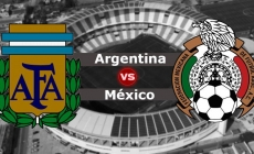 Soi kèo Argentina vs Mexico, 07h00 ngày 17/11, Giao hữu quốc tế