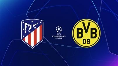 Soi kèo Atletico Madrid vs Dortmund, 03h00 ngày 07/11, UEFA Champions League