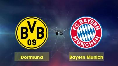 Soi kèo Dortmund vs Bayern Munich, 00h30 ngày 11/11, VĐQG Đức