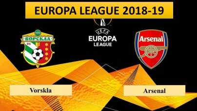 Soi kèo FC Vorskla vs Arsenal, 00h55 ngày 30/11, Europa League