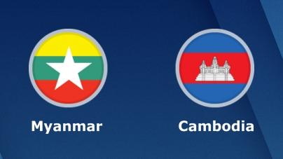 Soi kèo Myanmar vs Cambodia, 18h30 ngày 12/11, AFF Cup
