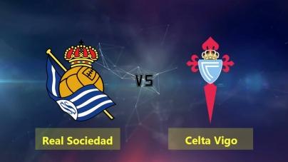 Soi kèo Real Sociedad vs Celta Vigo, 03h00 ngày 27/11, VĐQG Tây Ban Nha