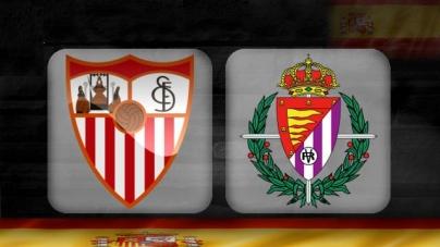 Soi kèo Sevilla vs Valladolid, 22h15 ngày 25/11, VĐQG Tây Ban Nha