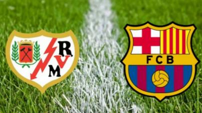 Soi kèo Vallecano vs Barcelona, 02h45 ngày 04/11, VĐQG Tây Ban Nha