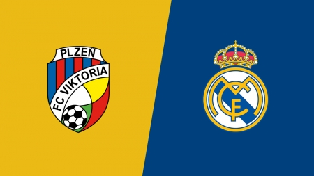 Soi kèo Viktoria Plzen vs Real Madrid, 03h00 ngày 08/11, UEFA Champions League