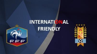 Soi kèo Pháp vs Uruguay, 03h00 ngày 21/11, Giao hữu quốc tế