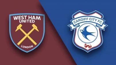 Soi kèo West Ham United vs Cardiff City, 02h45 ngày 05/12, Ngoại hạng Anh