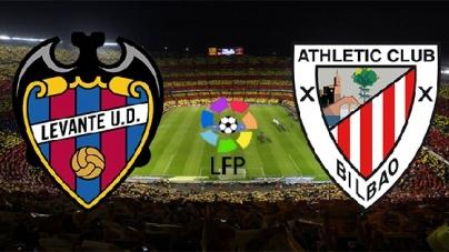 Soi kèo Levante vs Athletic Bilbao, 03h00 ngày 04/12 VĐQG Tây Ban Nha