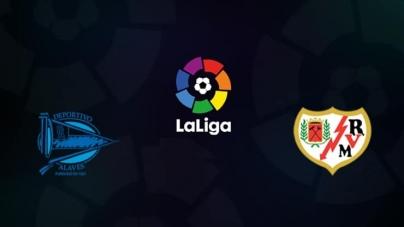 Soi kèo Alaves vs Rayo Vallecano, 03h00 ngày 29/01, VĐQG Tây Ban Nha